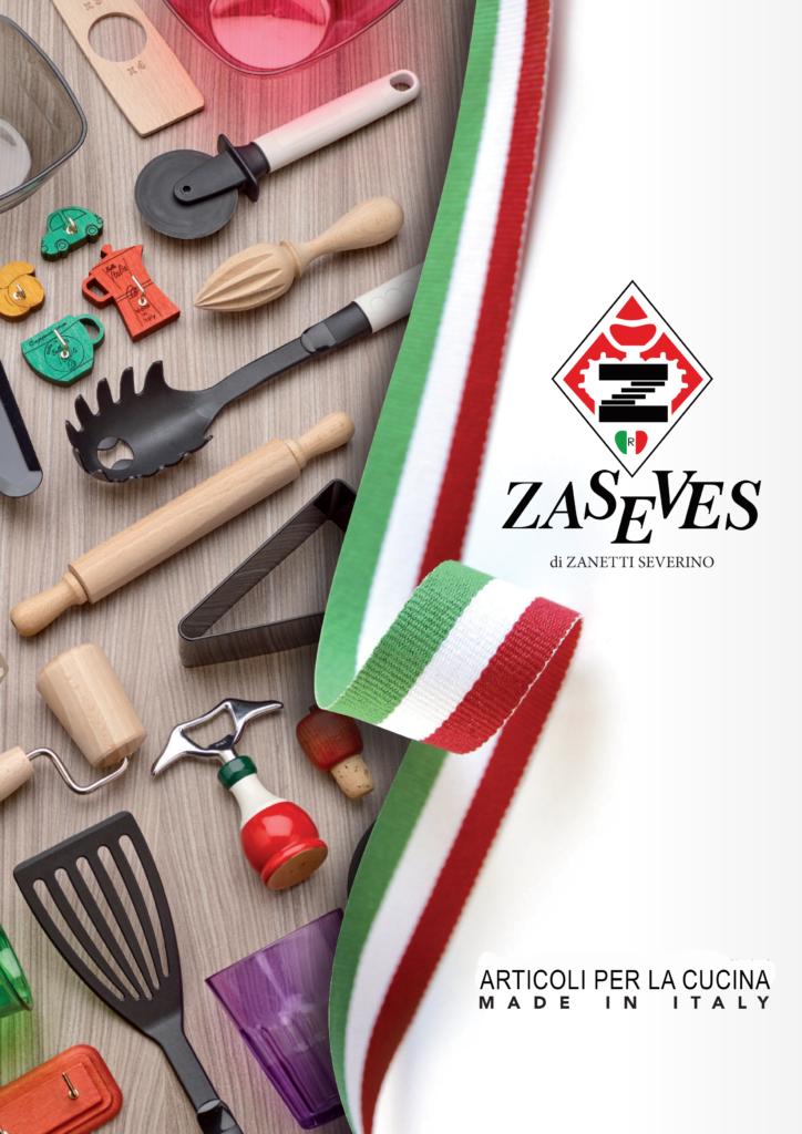 Zaseves dal 1971 i migliori produttori di articoli per for Articoli di cucina