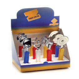 Espositore 12 utensili manico moplem